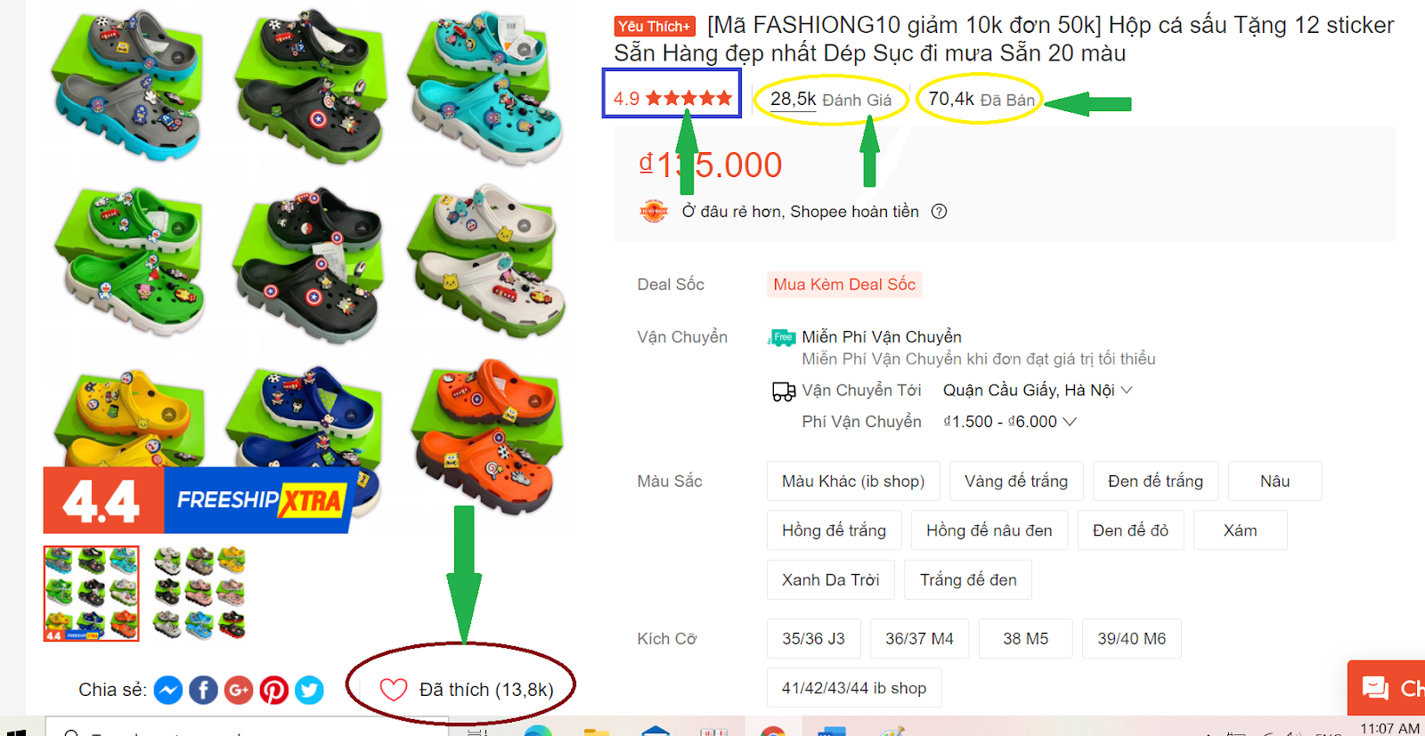 Dropshipping shopee